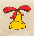 Bell Cartoon vector image vector image