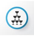 glasses icon symbol premium quality isolated vector image vector image