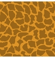 Seamless animal pattern for textile design and vector image