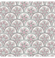 Centle vintage seamless pattern vector image vector image