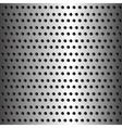 silver metallic background icon vector image