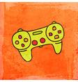 Game Controller Cartoon vector image vector image