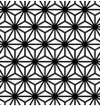 3d triangular or tetrahedron pyramids seamless vector image vector image