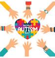 concept drawing autism awareness
