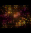 golden luxury glitter effect background vector image