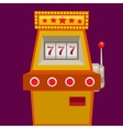 Slot machine with jack pot