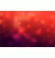 background with blur bokeh vector image vector image
