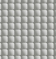 seamless halftone pattern of squares vector image vector image