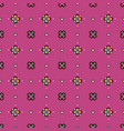 seamless pattern in fantasy medieval style vector image