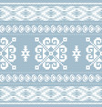 traditional ornamental pattern vector image vector image