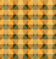 vintage strokes seamless pattern vector image vector image
