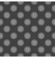 Dark car wheel pattern vector image vector image