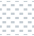 film strip pattern vector image vector image