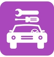 Car Repair II vector image vector image