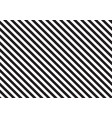 diagonal stripes background vector image