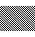 diagonal stripes background vector image vector image