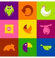 Original animals vector image vector image