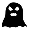 for halloween picture of a cartoon vector image vector image
