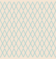 tile pattern or mint green wallpaper background vector image vector image