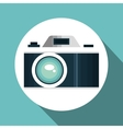 camera photography travel vacation design vector image vector image