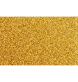 Golden Glitter Wallpaper vector image vector image