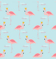 cute little lovely princess seamless pattern vector image vector image