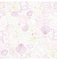 white pastel colours repeat pattern with vector image vector image