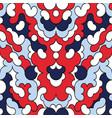 vintage oriental seamless pattern vector image