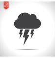 flash icon Eps10 vector image vector image