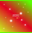 green red abstract background vector image vector image