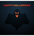 Stock Happy Halloween Ghost vector image