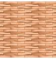 Oak Parquet Wooden Seamless Pattern Background vector image