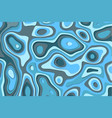 abstract pattern background blue colour contour vector image