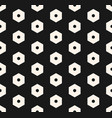 hexagons pattern abstract honeycomb seamless vector image vector image