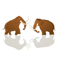 Charging bulls vector | Price: 1 Credit (USD $1)
