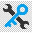 Key Tools Icon vector image