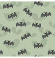 Cartoon Bats Seamless vector image