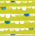 fashionable seamless pattern design vector image