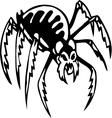 spider - halloween set vector image vector image