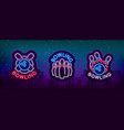 Bowling is collection neon signs collection of