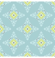 Abstract seamless damask pattern for fabric vector image vector image