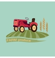 Farm logo and emblem vector image vector image