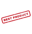 Best Product Text Rubber Stamp vector image