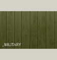 green wooden textured panels vector image