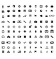 universal-icon-set-for-web-and-mobile vector image vector image