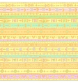 Gentle ethno background 2 vector image vector image