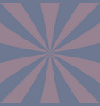 abstract retro circus ray burst background vector image vector image