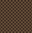 brown beige seamless fabric texture pattern vector image vector image