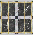 marble texture luxury check seamless vector image vector image