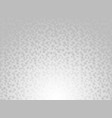 abstract white and gray gradient color geometric vector image